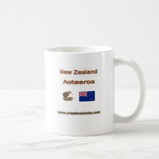 New Zealand Aotearoa Mug