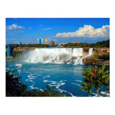 Niagara falls, Canada Postcard