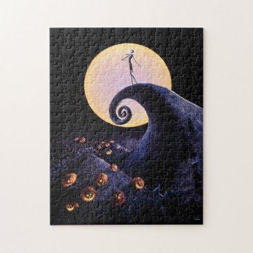 Nightmare Before Christmas - Jack Skellington Jigsaw Puzzle