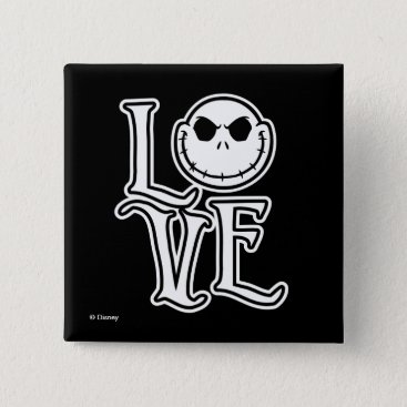 Nightmare Before Christmas - LOVE Button