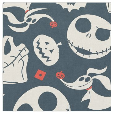 Nightmare Before Christmas   Oh What Joy - Pattern Fabric