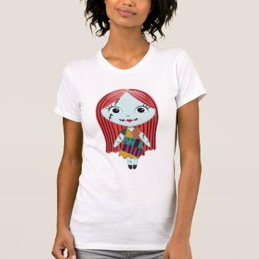 Nightmare Before Christmas   Sally Emoji 2 T-Shirt