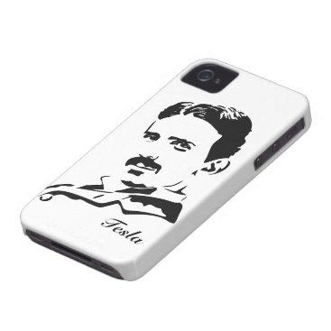 Nikola Tesla Case-Mate iPhone 4 Case