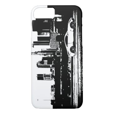 Nissan 350Z Rolling Shot iPhone 8/7 Case