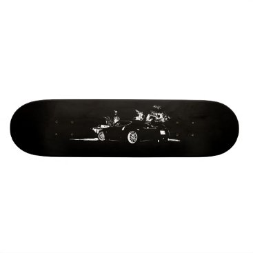 Nissan 370z skateboard