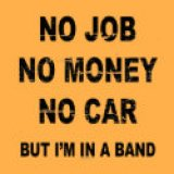 Funny T-Shirts & Gifts - In A Band