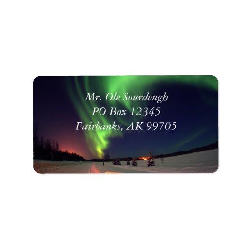 Northern Lights Address