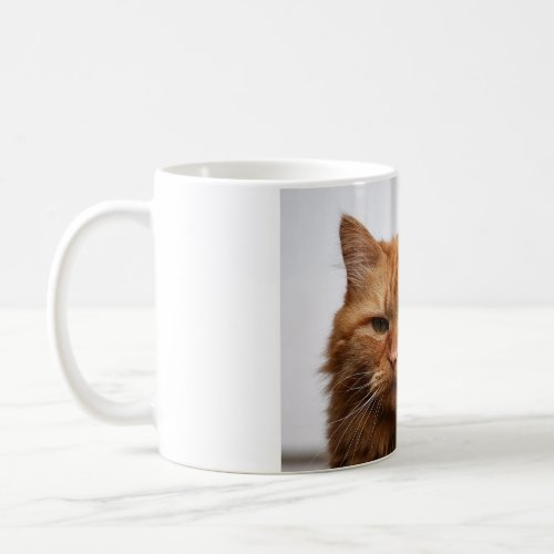 Norwegian Forest Cat Mug mug