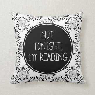 Not Tonight, I'm Reading Funny