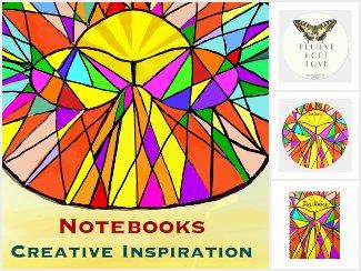 Notebooks, Binder, Office Goodies