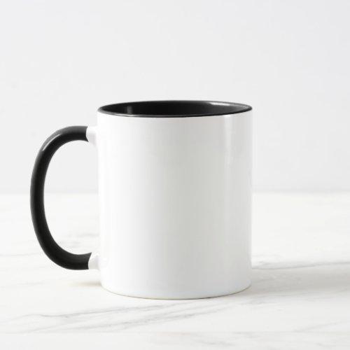 Numbed My Brain mug mug