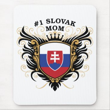 Number One Slovak Mom Mouse Pad