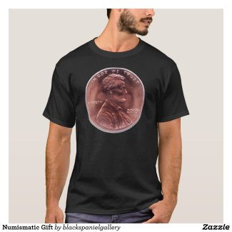 Numismatic Gift T-Shirt