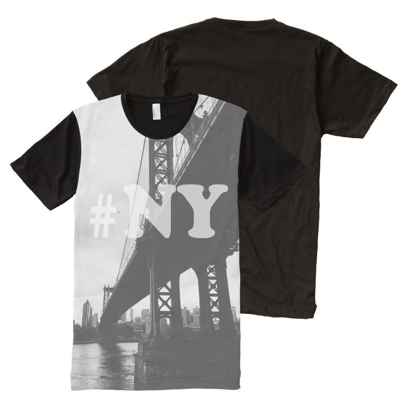 #NY hashtag tshirt