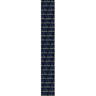 NYC Landmarks Men's CricketDiane Designer Tie zazzle_tie