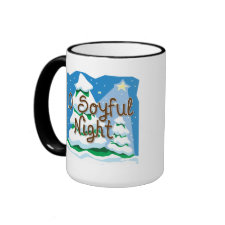 O Soyful Night mug