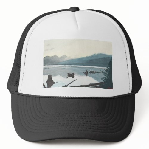 Oakridge Reservoir #3 hat