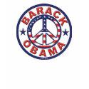 OBAMA PEACE zazzle_shirt