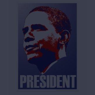 Obama - YES WE DID! shirt