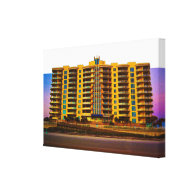 Ocean Vistas Beach Condominiums Art II Canvas Prints