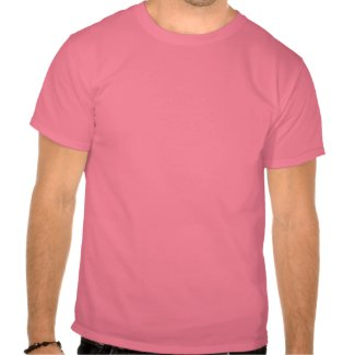 Off Duty Housewife (Pink) shirt