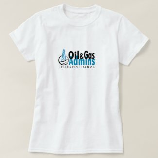 OGA International Logo T-Shirt