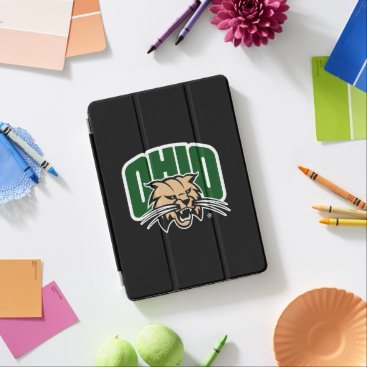 Ohio Bobcat Logo iPad Pro Cover