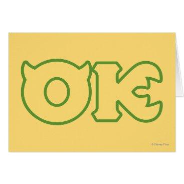 OK Logo Card