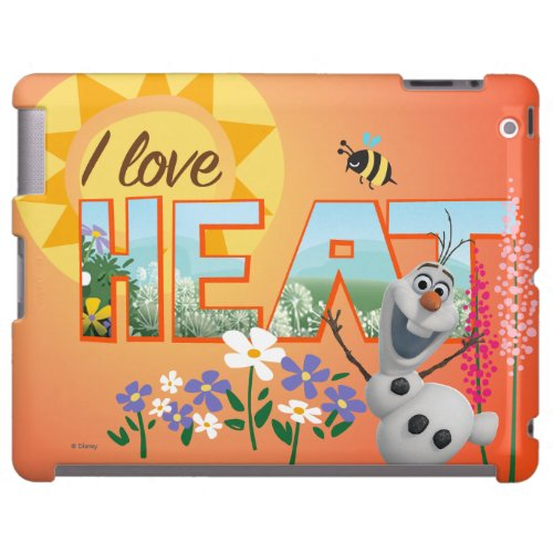 Frozen iPad - iPad Mini or iPhone cases