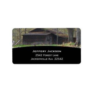 Old Homestead Address Labels