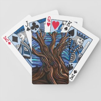 """""""old tree"""" card deck"""