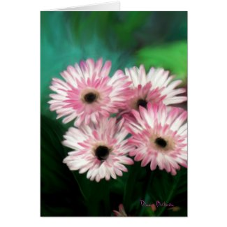 On The Edge zazzle_card