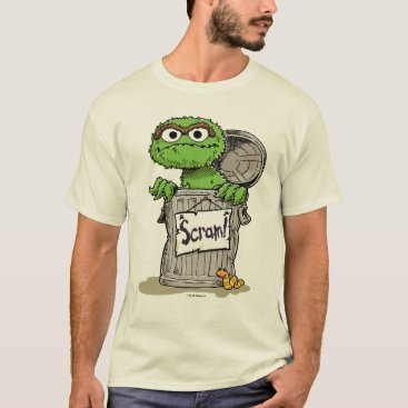 Oscar the Grouch Scram T-Shirt