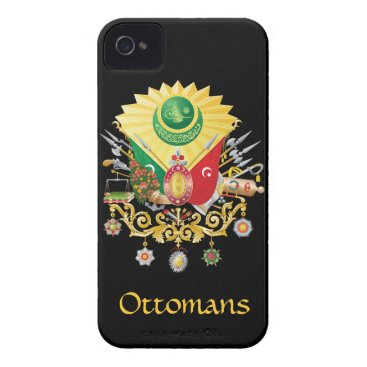 Ottoman Coat of Arms iPhone 4 Cover
