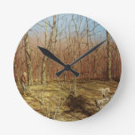 Outdoor/Nature Gifts Round Clock
