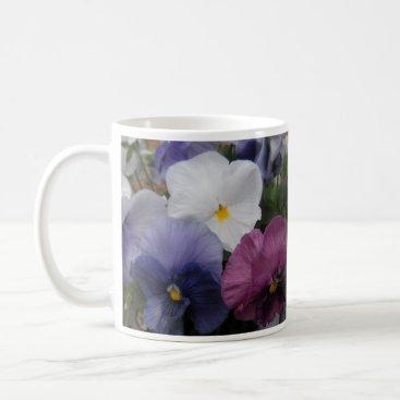 Pansy Trio - Happy Mother's Day Coffee Mug