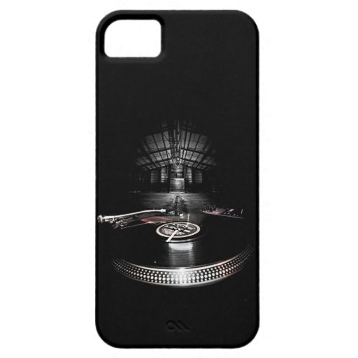 Party DJ iPhone 5 case
