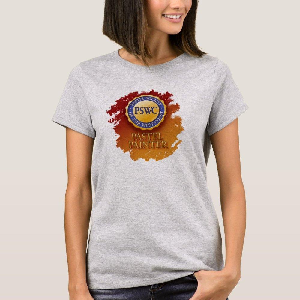 Pastel Painters T-Shirt
