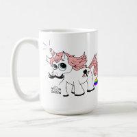 Patticorn Magical Poop Potion Mug