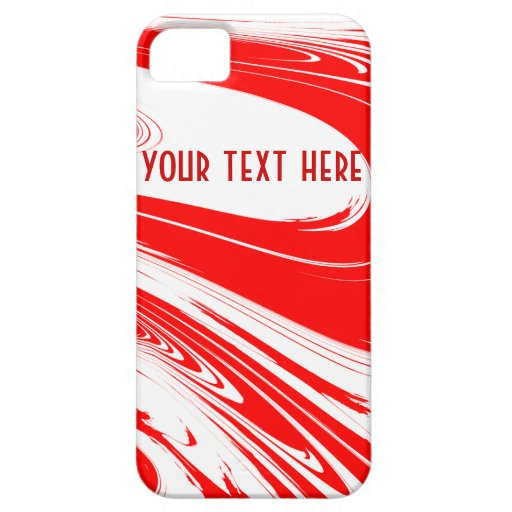 iPhone Peppermint Pattern Design
