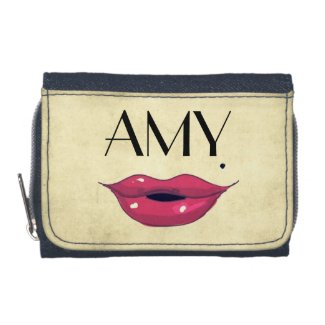 Personalised Moustache Wallets