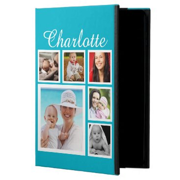 Personalized Custom Photo Collage Customizable Powis iPad Air 2 Case