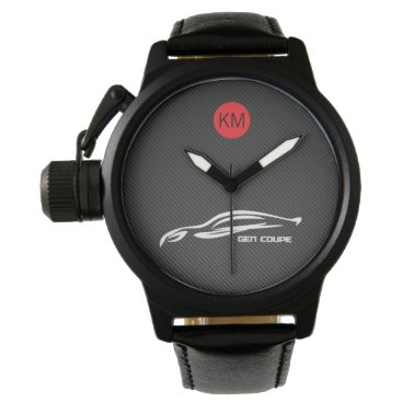 Personalized Hyundai Genesis Coupe Watches