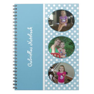Personalized: Picture Notebook