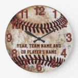PERSONALIZED Rustic Baseball Gifts for Team or Sen