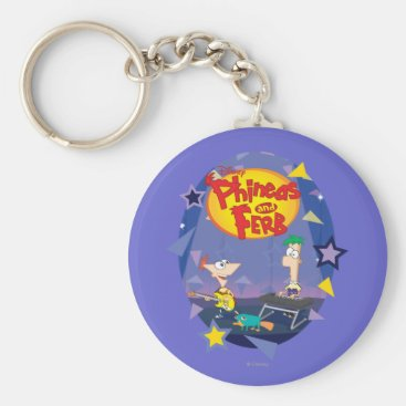 Phineas and Ferb 1 Keychain