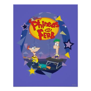 Phineas and Ferb 1 Poster