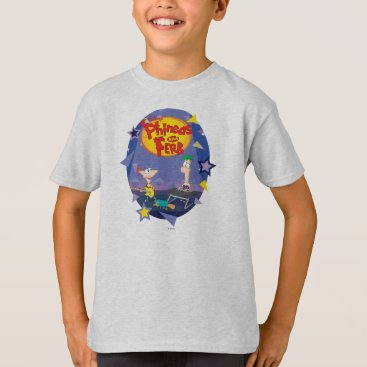 Phineas and Ferb 1 T-Shirt