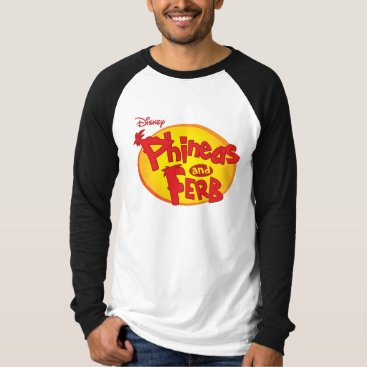 Phineas and Ferb Logo Disney T-Shirt