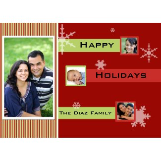 Photo Holiday Card